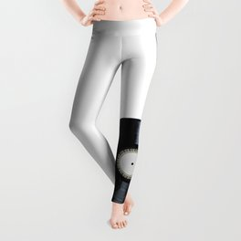 Isolated Record Note Leggings
