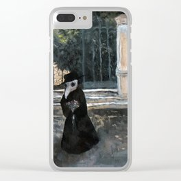 A Plague That Aches Clear iPhone Case