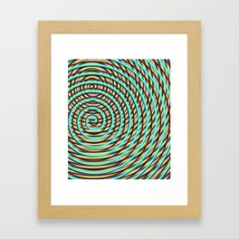Hipno Framed Art Print