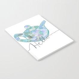 Blue Brew Notebook