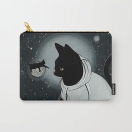 The Black Cat Tale Carry-All Pouch