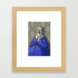 perplexity Framed Art Print