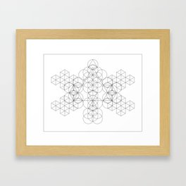I AM 3 Framed Art Print