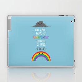 A Little Rain Laptop & iPad Skin