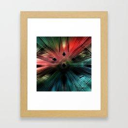 New World Hypostasis: Two Framed Art Print