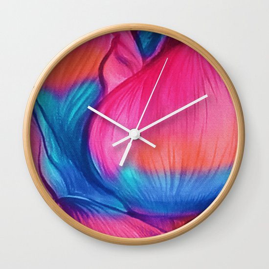 Las tlife int he u niv erse Wall Clock