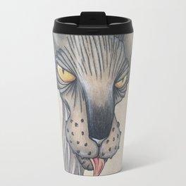Sassy Sphynx  Travel Mug