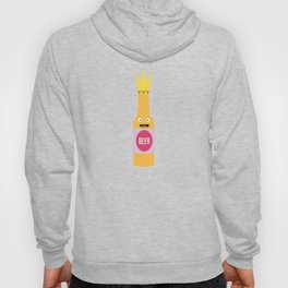 Queen Beer bottle with crone T-Shirt Dfq4y Hoody