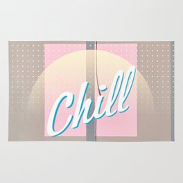 In the Pink - Chill Rug