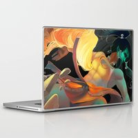 avatar Laptop & iPad Skins featuring Avatar by Andrea Montano
