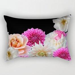 Flowers Cheer Rectangular Pillow
