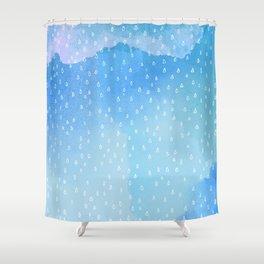 Shower Power Shower Curtain