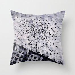 ETERNAL NOVEMBER Throw Pillow