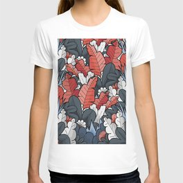 The Red leaves T-shirt
