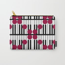 PIANO DOTS TTY N19 Carry-All Pouch