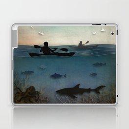 Sea Kayaking Laptop & iPad Skin