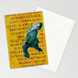 Twerk this Jerk... Stationery Cards