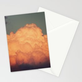 Cotton Candy Castle Stationery Cards
