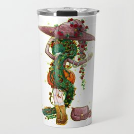 Poisonous witch by Studinano Travel Mug