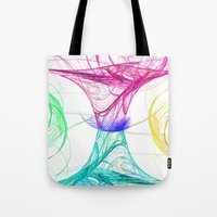 candy Tote Bags featuring candy by haroulita
