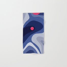 Dot | Happy modern Art Hand & Bath Towel