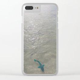 Rainbow Fish LHI Clear iPhone Case