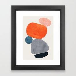 Balance III Framed Art Print
