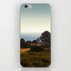 Lighthouse From Afar iPhone & iPod Skin