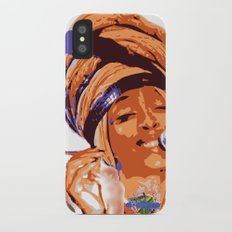 Badu iPhone X Slim Case