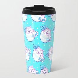 Owl Tea Travel Mug