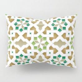 Oriental Pattern - Geometric Design Pt. 8 Pillow Sham