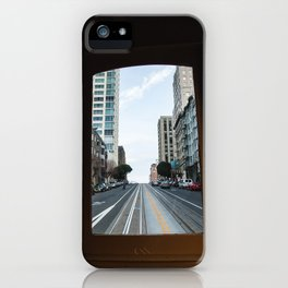 SAN FRAN iPhone Case