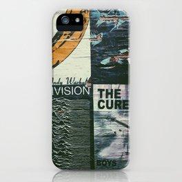 Rock my world iPhone Case