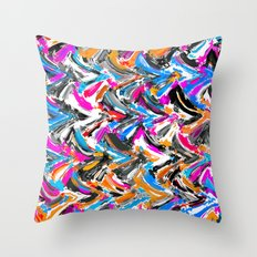 SOLD - Stucco Sea 2 - iPhone Case Throw Pillow