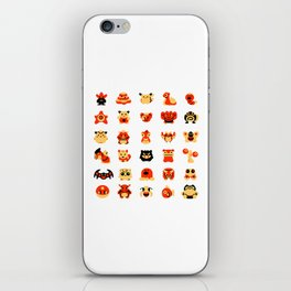 The Boys Are Back In Town iPhone Skin