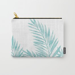 Palm Leaves Island Paradise Carry-All Pouch