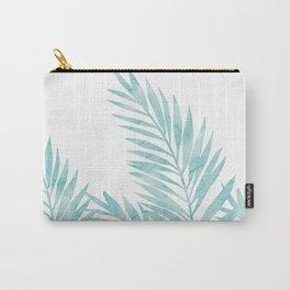 Palm Leaves Island Paradise Tasche