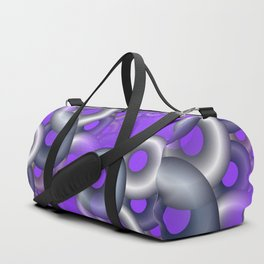 3D abstraction -12- Duffle Bag