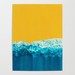 Yellow Tide Poster