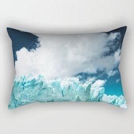 perito moreno glacier Rectangular Pillow
