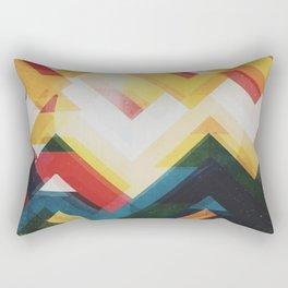 Mountain of energy Rectangular Pillow