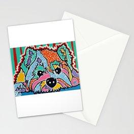 Cotton Candy Designer Dog Gift Puppy Pet Westie Westy West Highland Terrier Scottish Cairn Norfolk Stationery Cards