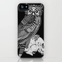 Tristan iPhone Case