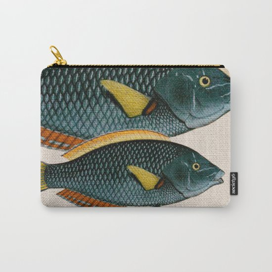 Fish Classic Designs 10 Carry-All Pouch
