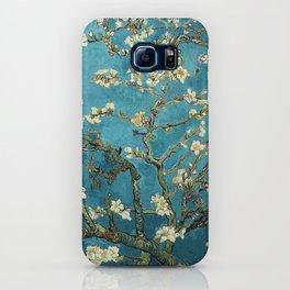 Blossoming Almond Trees, Vincent van Gogh. Famous vintage fine art. iPhone Case