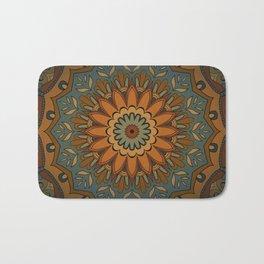 Moroccan sun Bath Mat