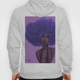 Afro Blu Hoody