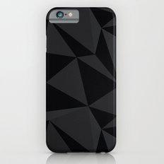 Triangular Black Slim Case iPhone 6s