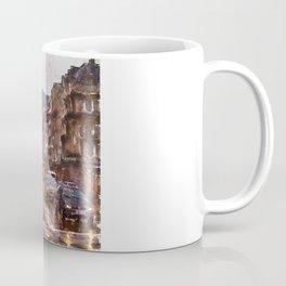 Rainy Day Traffic Coffee Mug
