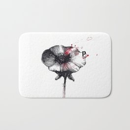 Papaverum Bath Mat